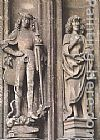 George Wall Art - St George and St John the Evangelist
